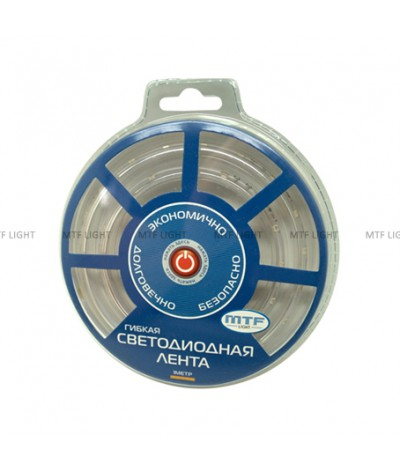 Светодиодная лента 12V, 1 метр, белая 1V2C607WW, , 275.0000, 1V2C607WW, MTF Light, [category_name]