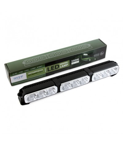 Фара дальнего света MTF Light LED 3240Lm, , 9350.0000, HB-9821 X3, MTF Light, [category_name]