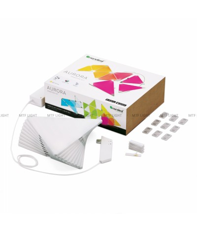 Nanoleaf Light Panels Smarter kit (9 Panels), , 13990.0000, NL22-0002TW-9PK, MTF Light, [category_name]