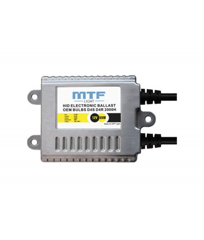 Блок розжига MTF Light под D4 12V 35W A2050D4, , 2700.0000, D4-A2050, MTF Light, [category_name]