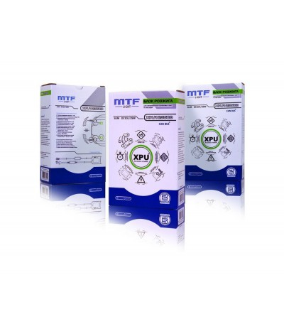 Комплект ксенона MTF Light Slim XPU с обманкой 880 5000К, , 5590.0000, XPU1235CB.XBH27K5, MTF Light, [category_name]